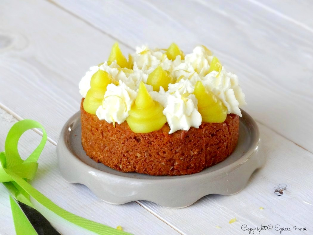 Epices & moi Tartelettes citron huile d'olive 4