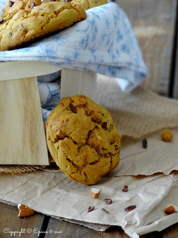 Epices & moi Cookies amandes mulberries 3
