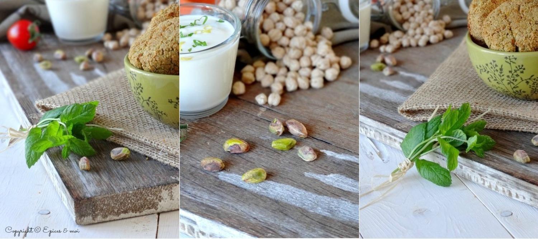 Epices & moi Falafels pistache menthe 1