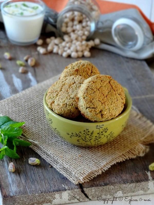 Epices & moi Falafels pistache menthe 2