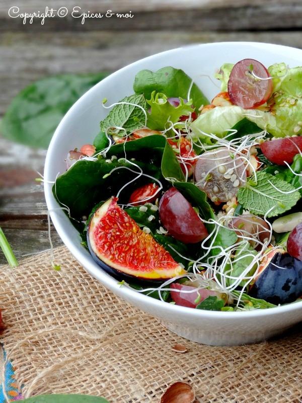 Epices & moi Salade automne 3