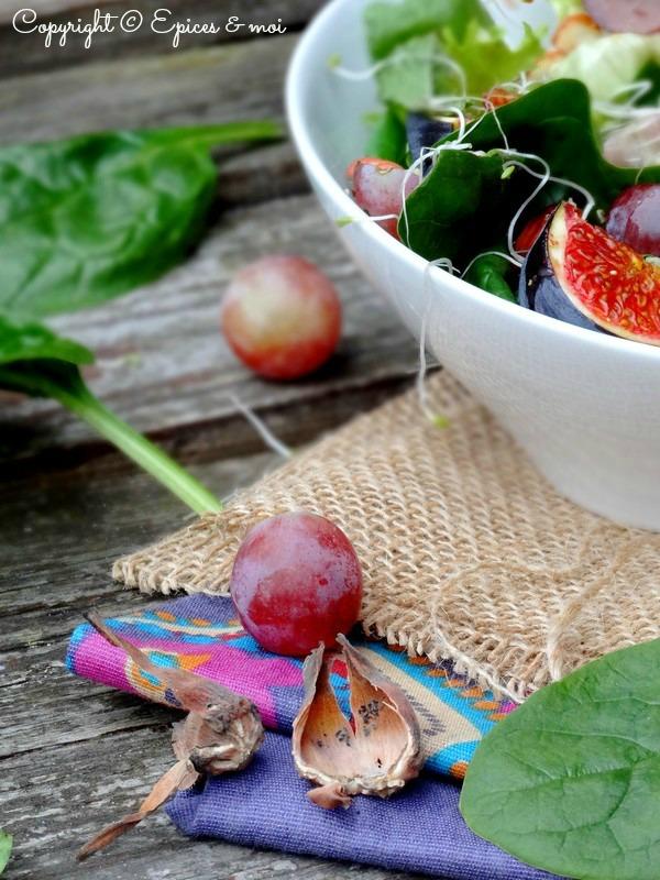Epices & moi Salade automne 5