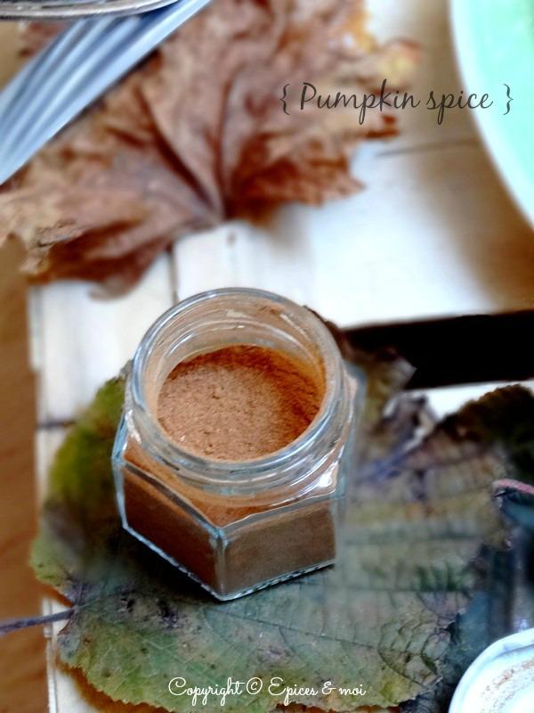 Epices & moi Gaufres pumpkin spice 3