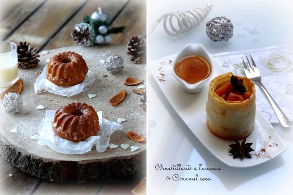 Ebook 12 desserts festifs & d'Hiver - Lyne Chiodo.