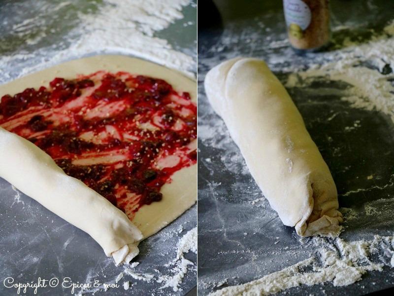 Epices & moi Pain cranberries 1