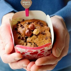 Epices & moi Muffins choc noisettes 1