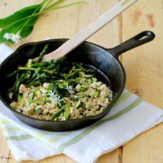 Epices & moi Eco défi Tofu asperges 1