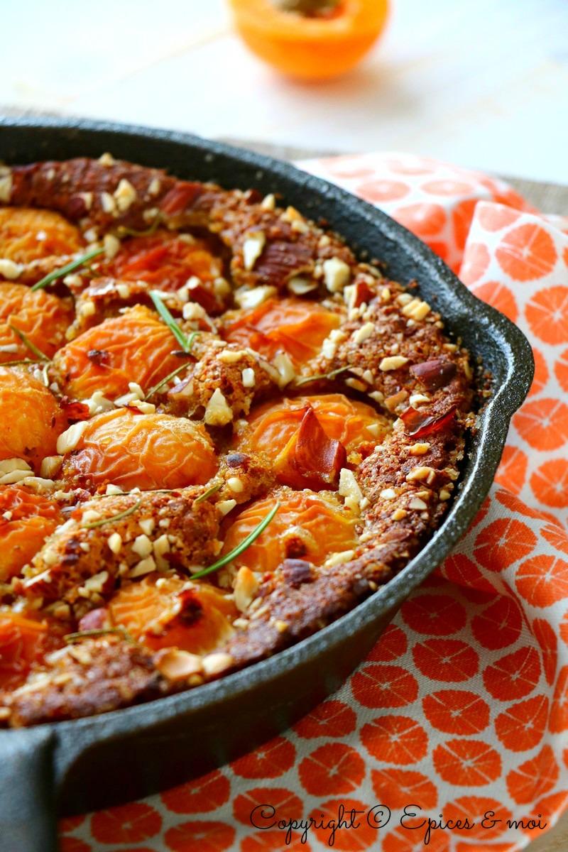 Gâteau polenta Markal 2