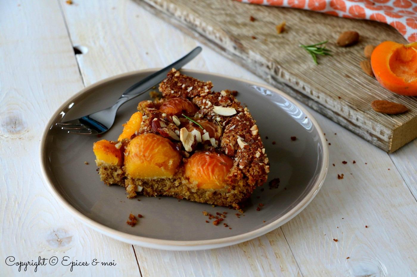Gâteau polenta Markal 5