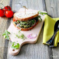 Sandwich Aubergines luzerne 3