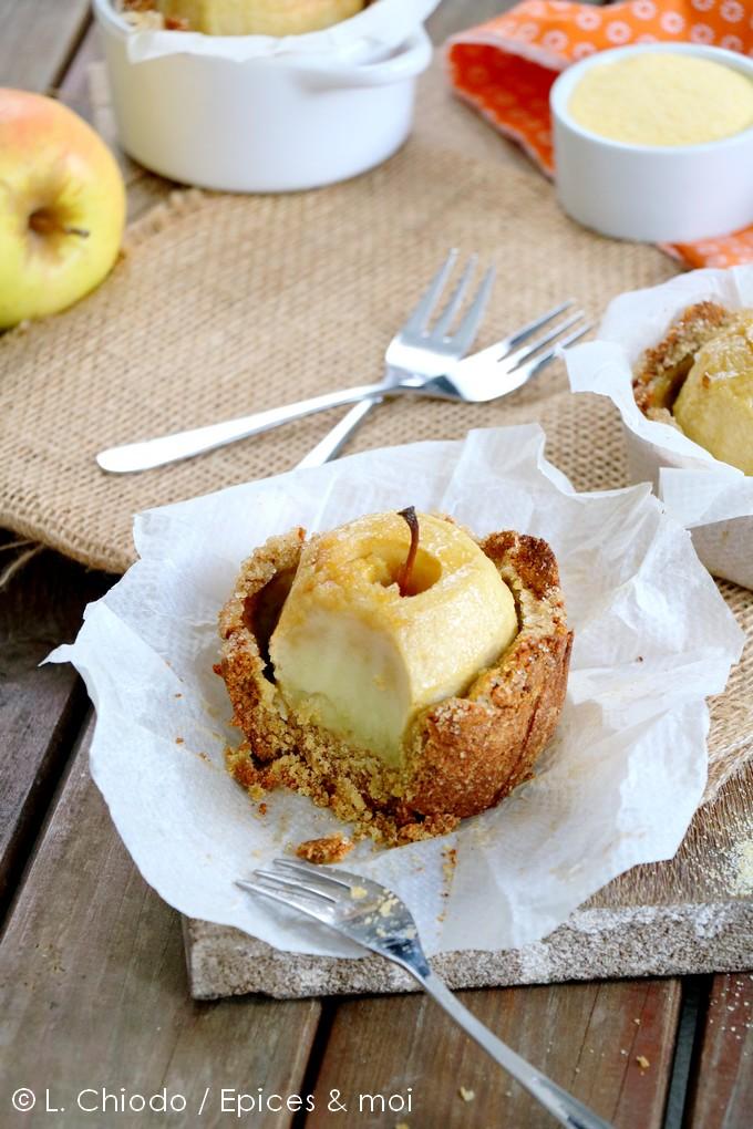 Epices & moi - Mini tartes aux pommes