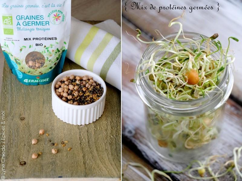 Epices & moi - Tarte d'automne butternut, noisettes et graines germées