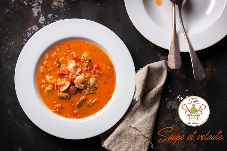 Défi soupe et velouté Cuisine Gourmandise 2B