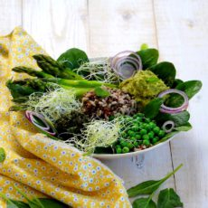 Epices & moi - Veggie Bowl printanier